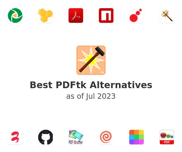 Best PDFtk Alternatives