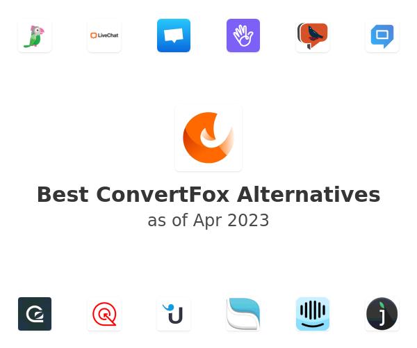 Best ConvertFox Alternatives