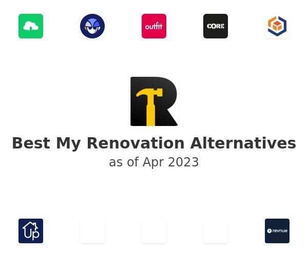 Best My Renovation Alternatives
