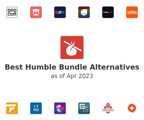 Best Humble Bundle Alternatives