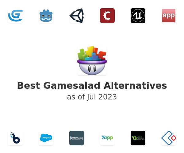 Best Gamesalad Alternatives