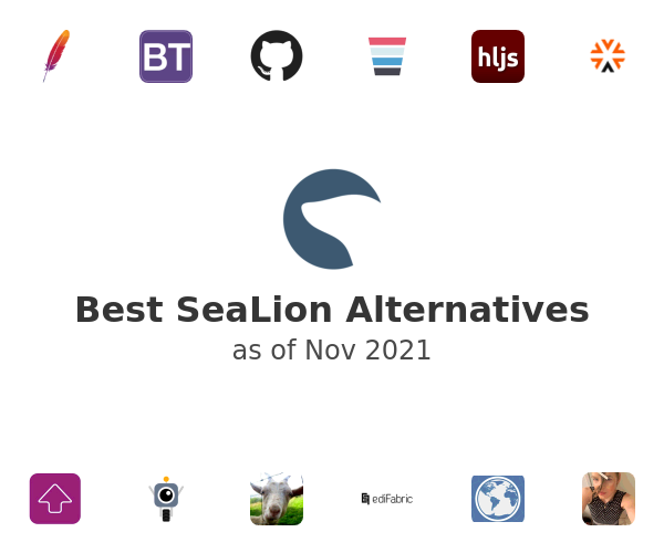 Best SeaLion Alternatives