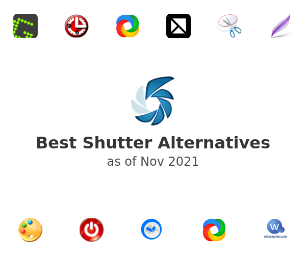 Best Shutter Alternatives