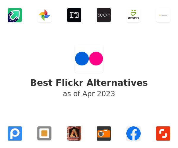 Best Flickr Alternatives