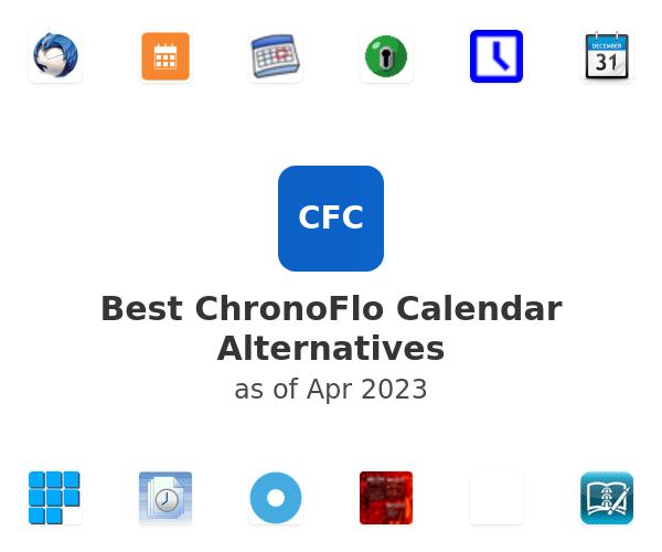 Best ChronoFlo Calendar Alternatives