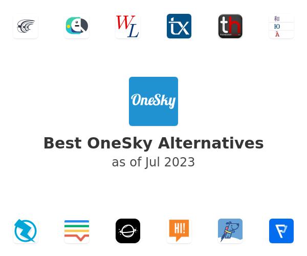Best OneSky Alternatives