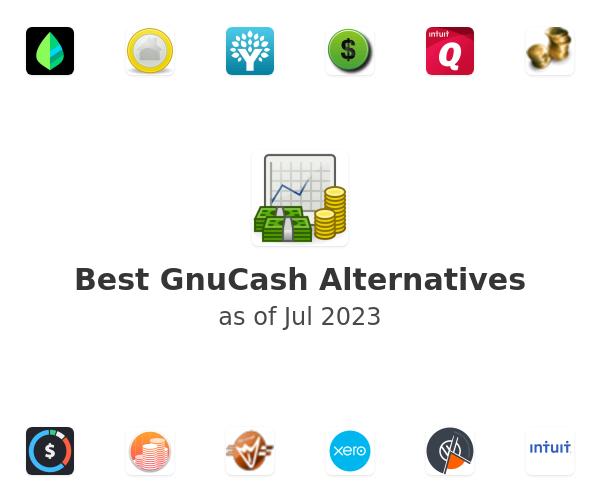 Best GnuCash Alternatives
