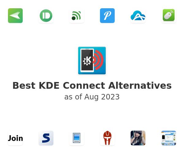 Best KDE Connect Alternatives