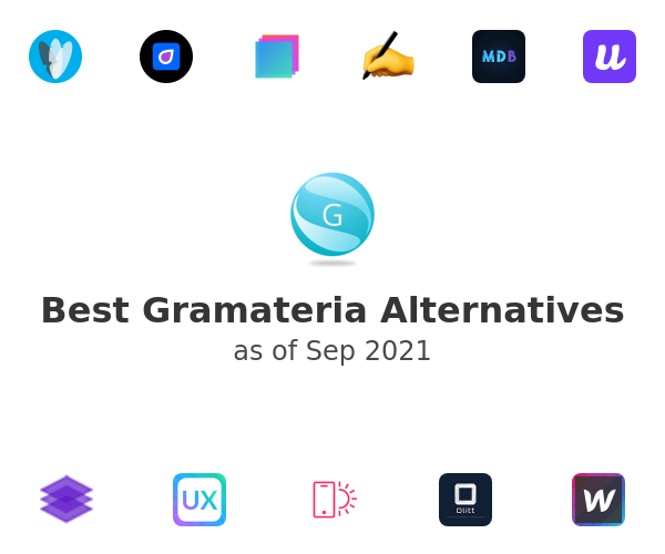 Best Gramateria Alternatives