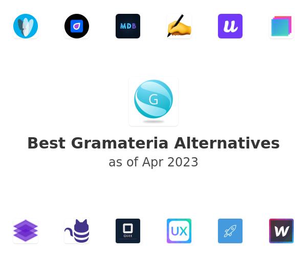 Best Gramateria Alternatives