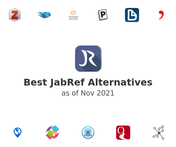Best JabRef Alternatives