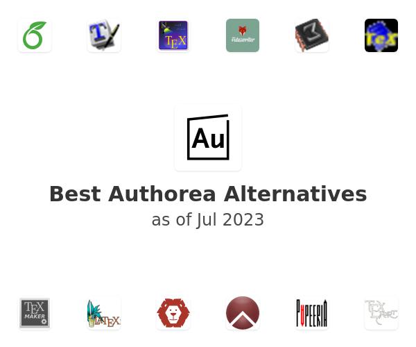 Best Authorea Alternatives