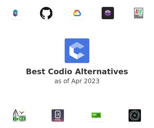 Best Codio Alternatives