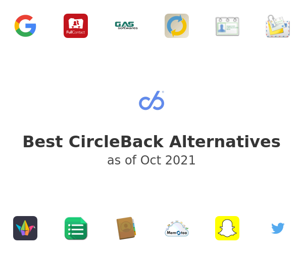 Best CircleBack Alternatives