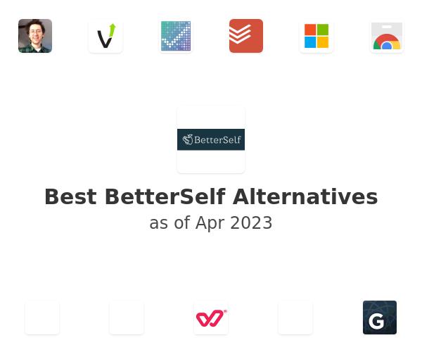 Best BetterSelf Alternatives