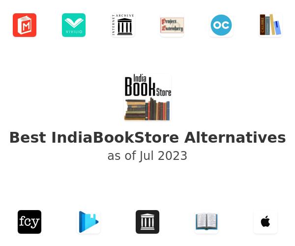 Best IndiaBookStore Alternatives