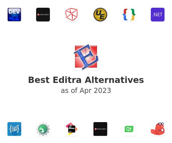 Best Editra Alternatives