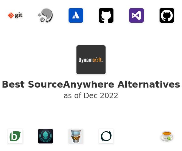 Best SourceAnywhere Alternatives