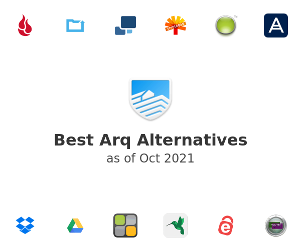 Best Arq Alternatives