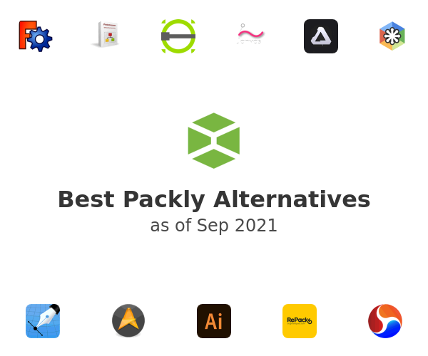 Best Packly Alternatives