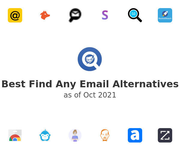 Best Find Any Email Alternatives