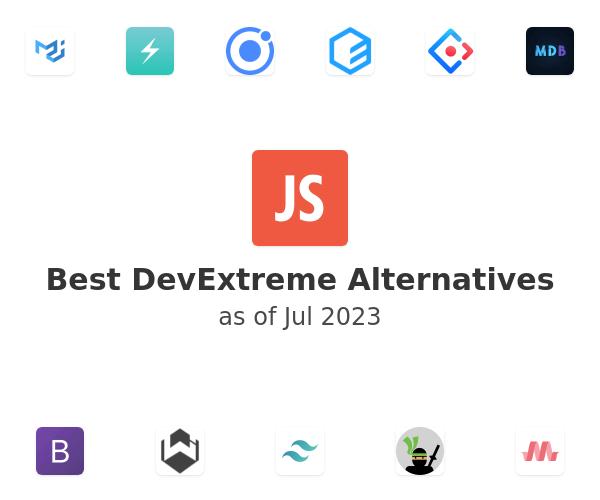 Best DevExtreme Alternatives
