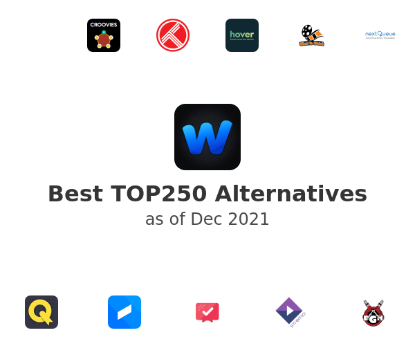 Best TOP250 Alternatives