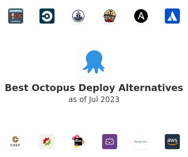 Best Octopus Deploy Alternatives