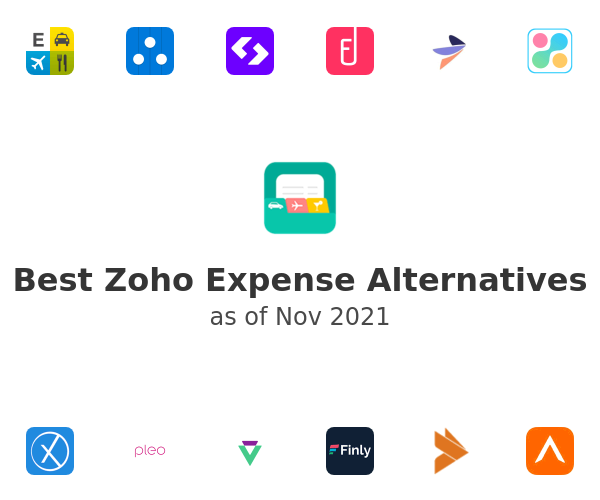 Best Zoho Expense Alternatives
