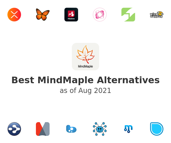 Best MindMaple Alternatives