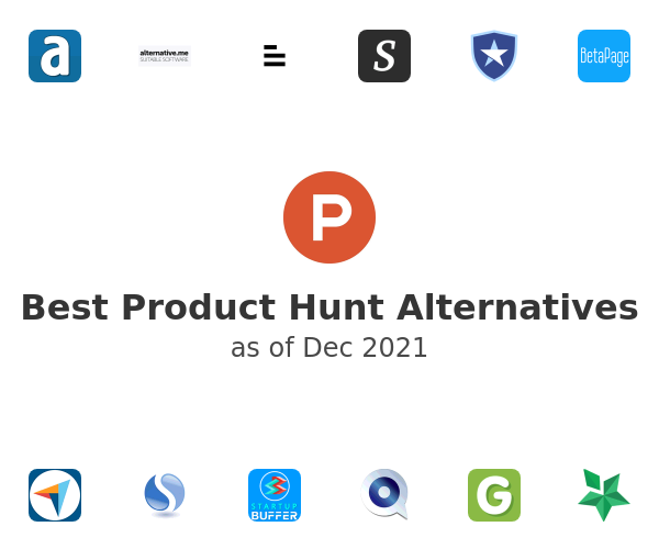 Best Product Hunt Alternatives