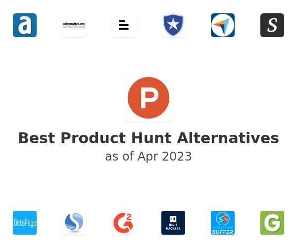 Best Product Hunt Alternatives