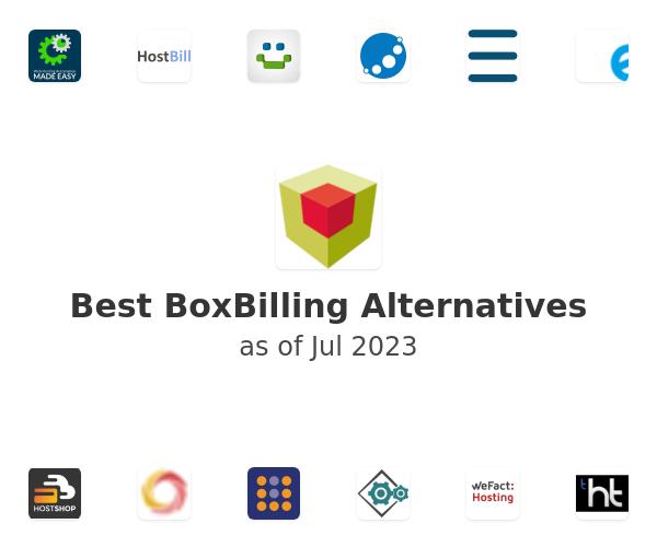 Best BoxBilling Alternatives