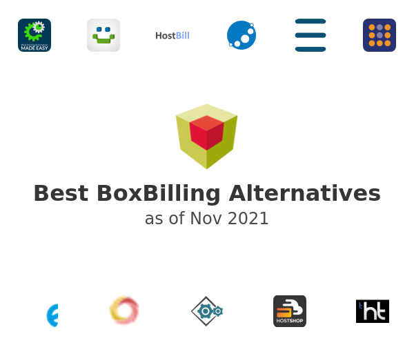 Best BoxBilling Alternatives