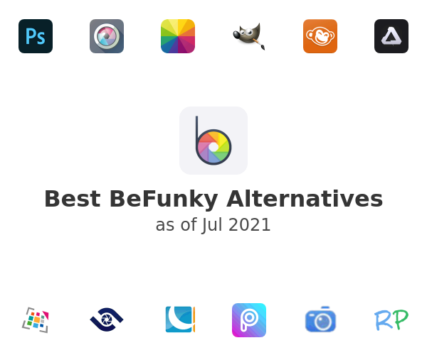 Best BeFunky Alternatives