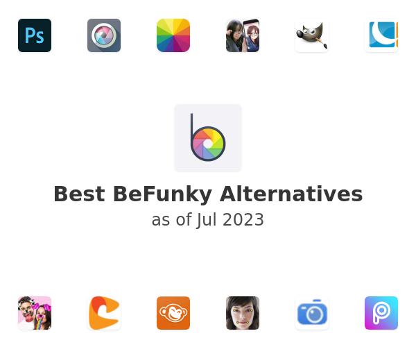 Best BeFunky Alternatives