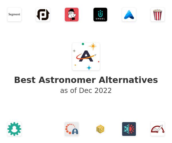 Best Astronomer Alternatives