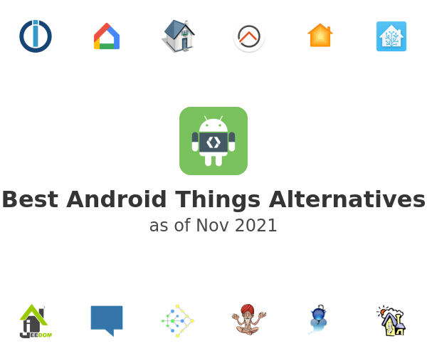 Best Android Things Alternatives