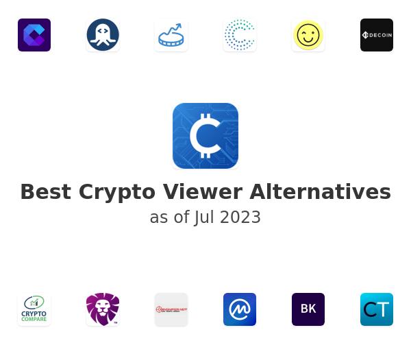 Best Crypto Viewer Alternatives