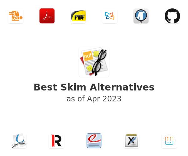 Best Skim Alternatives
