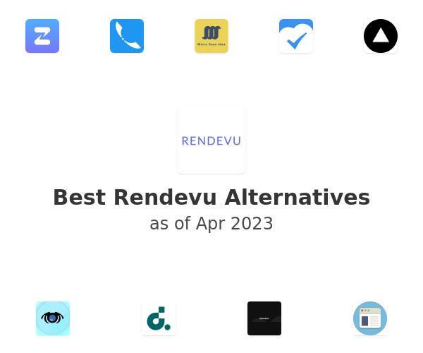 Best Rendevu Alternatives