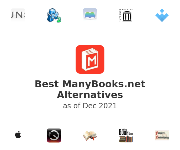 Best ManyBooks.net Alternatives