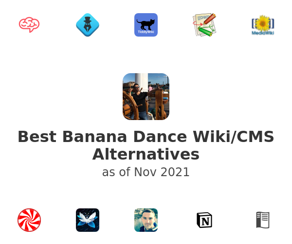 Best Banana Dance Wiki/CMS Alternatives