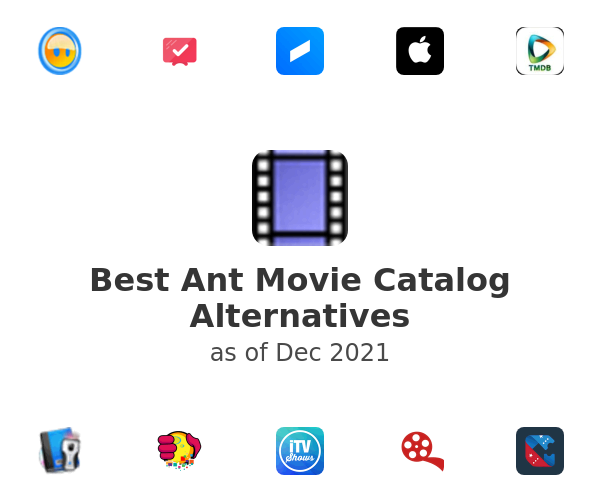 Best Ant Movie Catalog Alternatives