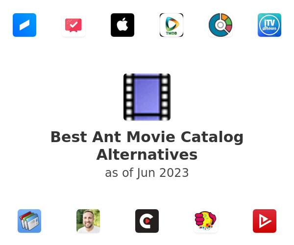 Best Ant Movie Catalog Alternatives