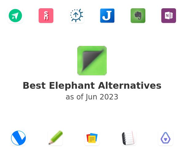 Best Elephant Alternatives