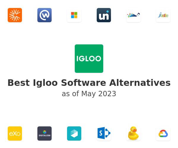 Best Igloo Software Alternatives