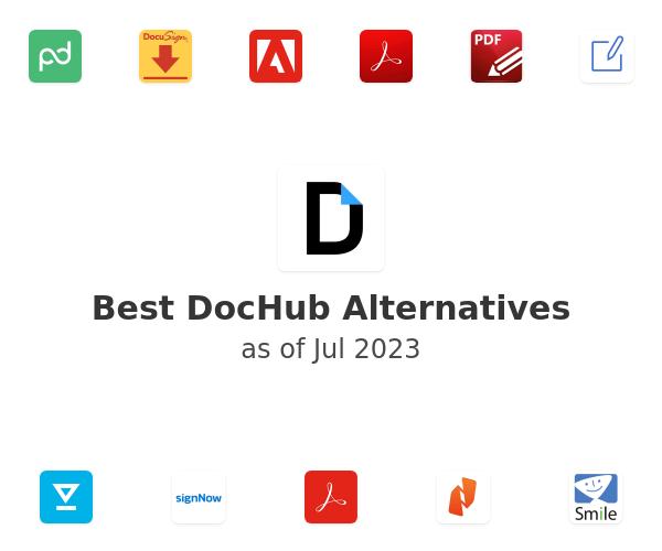 Best DocHub Alternatives