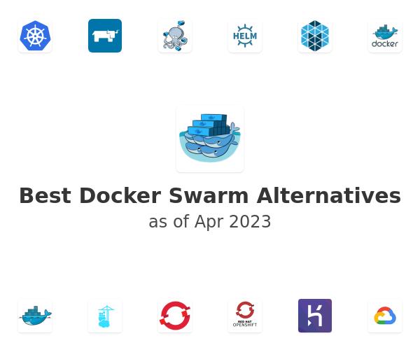 Best Docker Swarm Alternatives