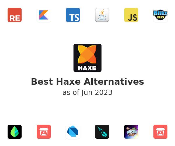 Best Haxe Alternatives